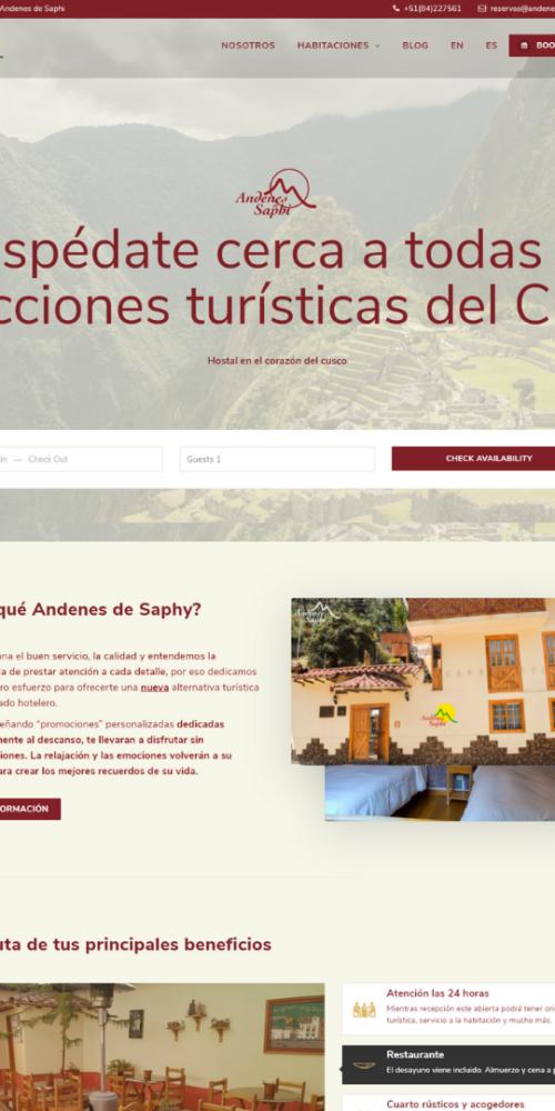 AndenesdeSaphi.com